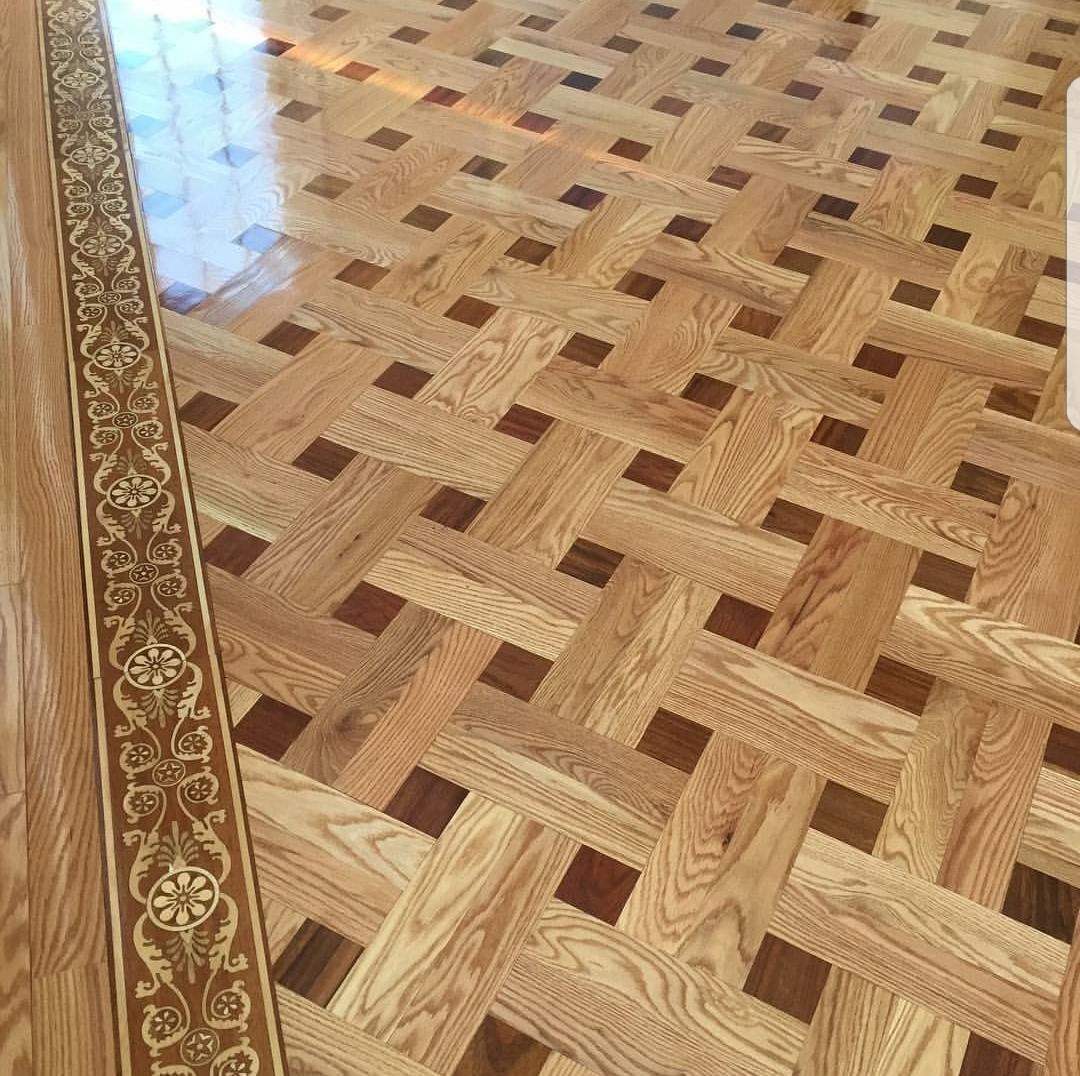 Parquet Flooring .