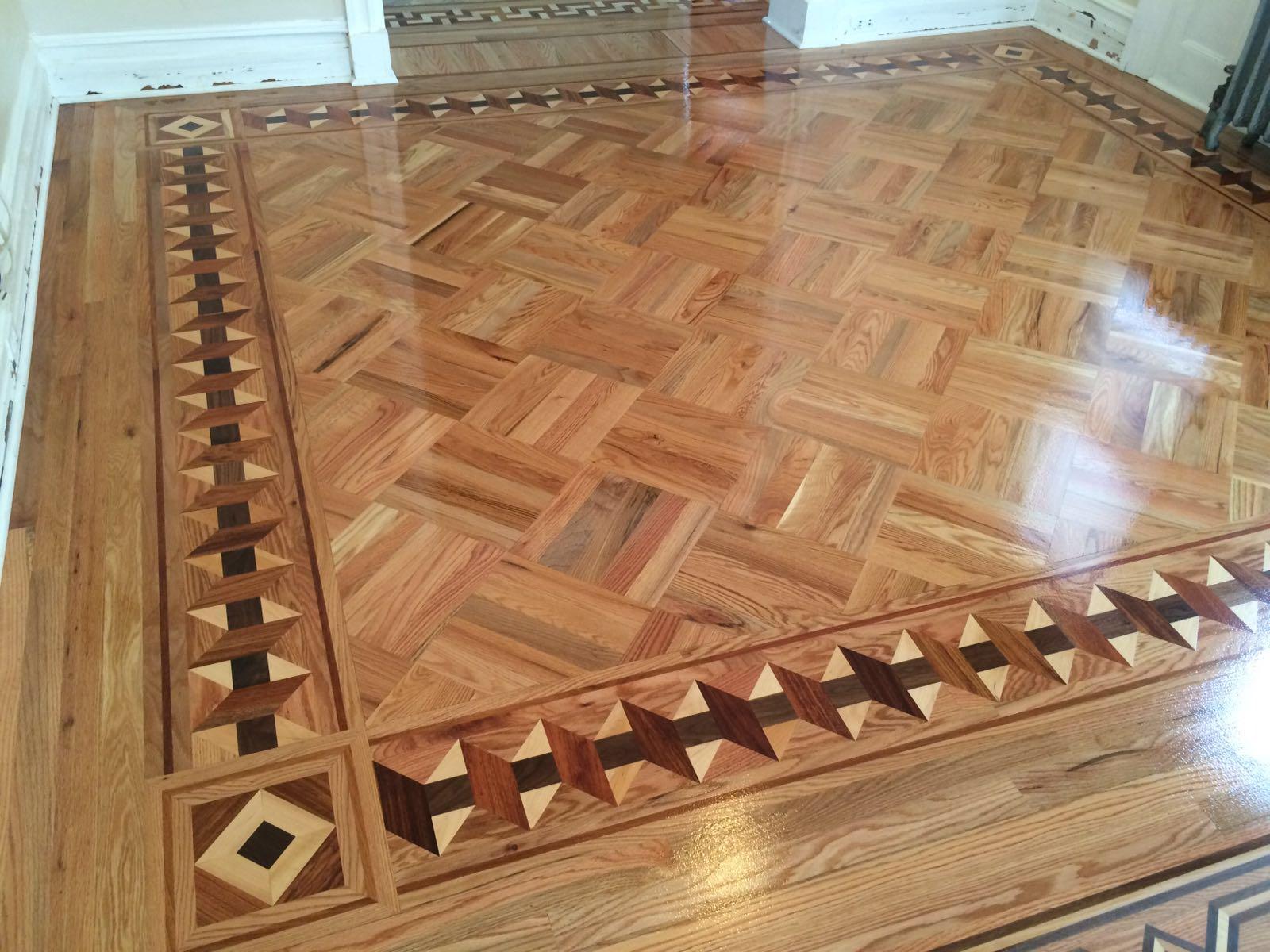 Borders 2000lf wood floor designs e for Hardwood floor designs borders