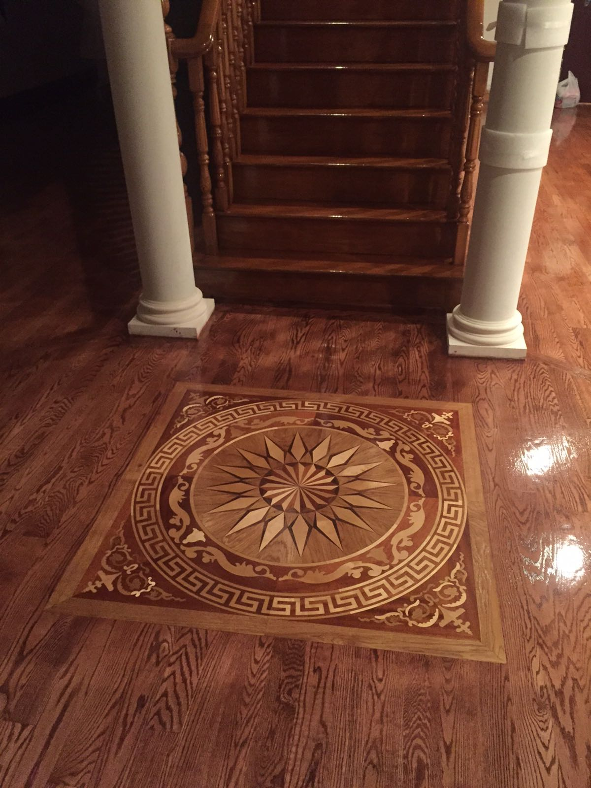 Medallion Wood Floors Nyc Medallions New York Medallions