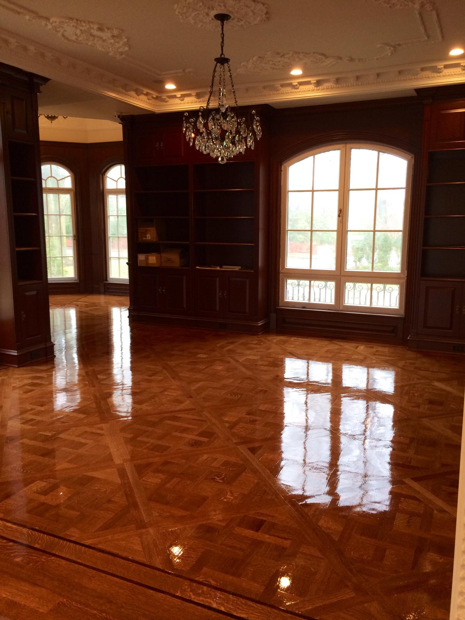 Parquet Floor Designs Kings Point New York Parquet