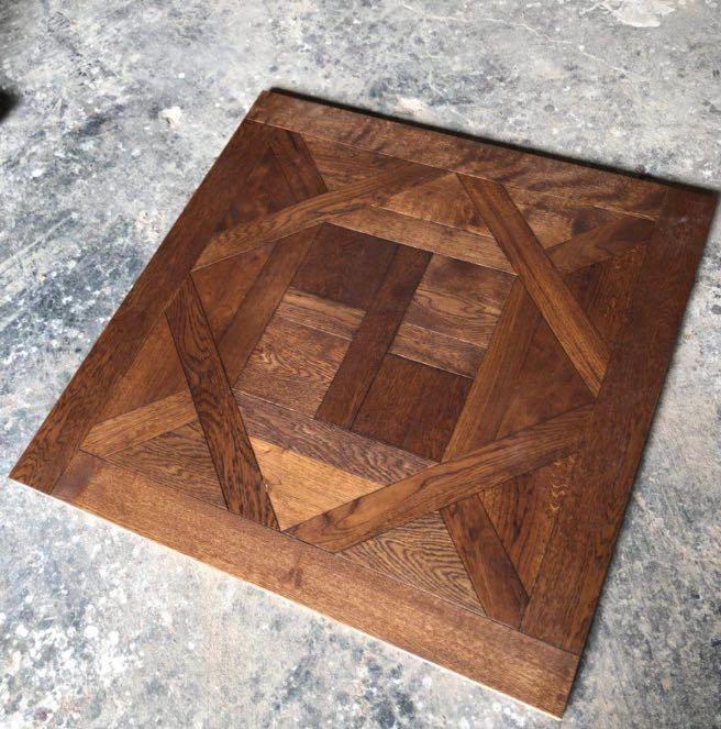 Custom Parquet Design