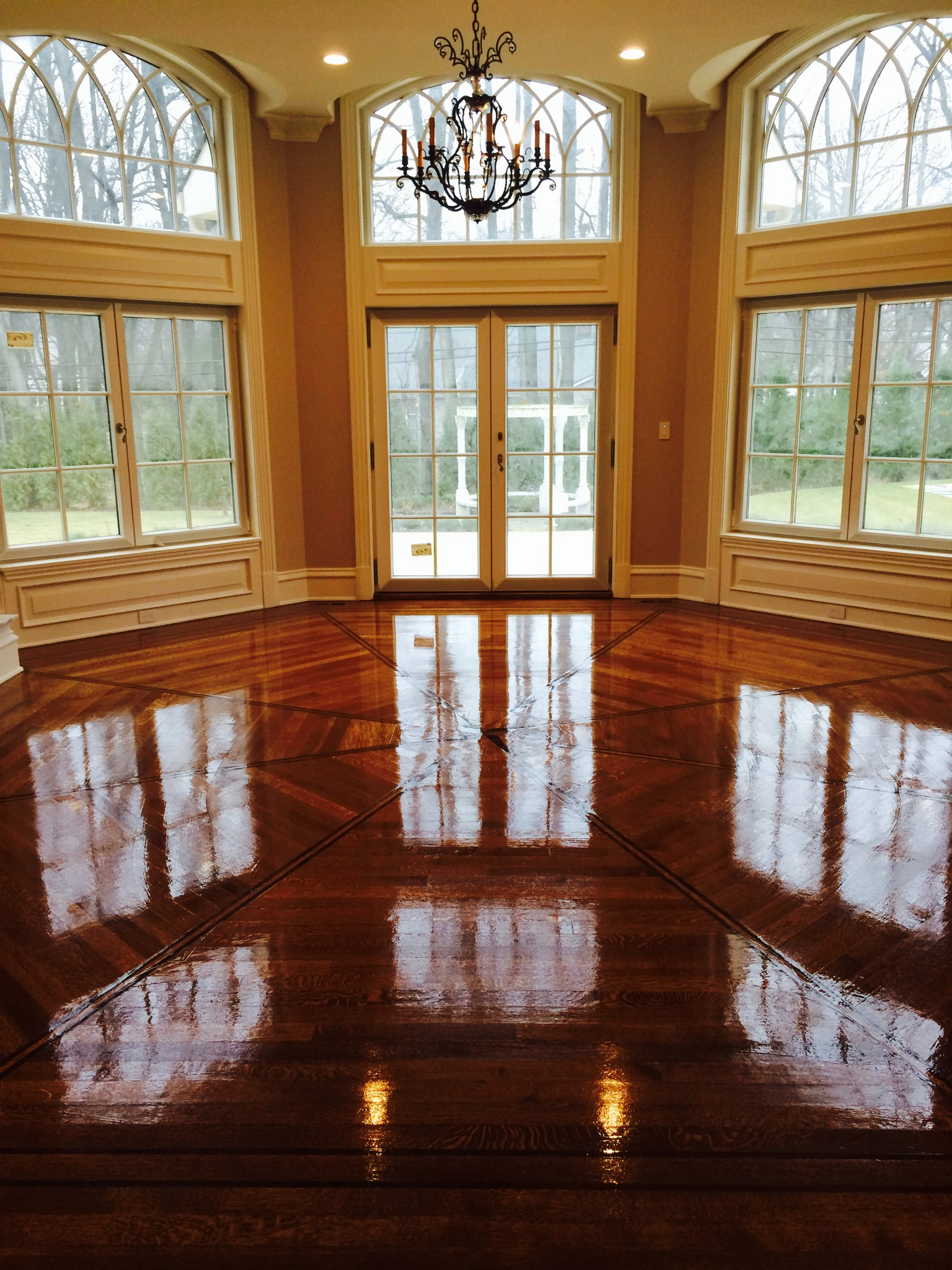 Floor refinishing nyc wood floor refinishing new york for Hardwood floors queens ny