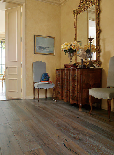 Bergamo Collection French Oak